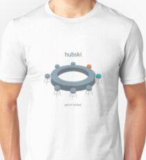 veen's Hubski Bar Design Unisex T-Shirt