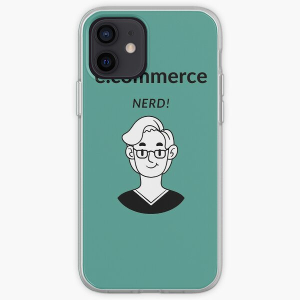 e.commerce iPhone Soft Case