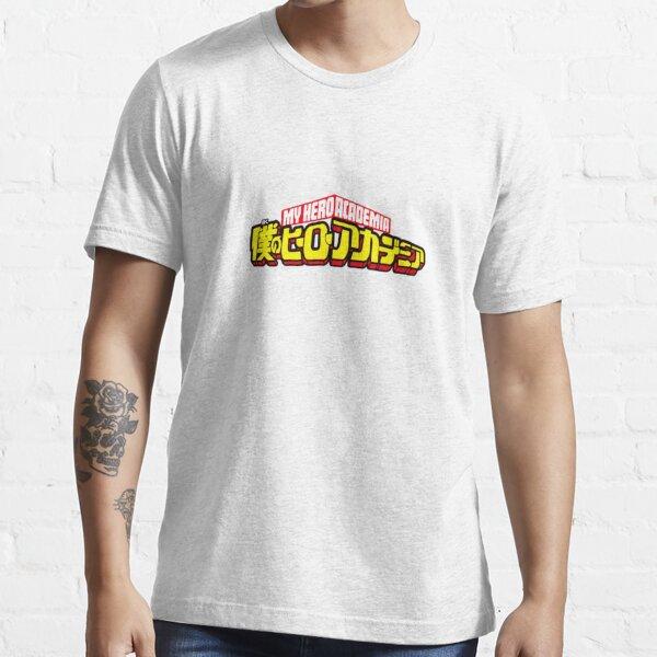 Boku no Hero - Mi héroe académico Camiseta esencial
