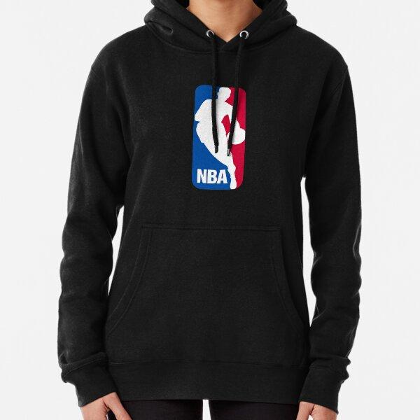 NBA, nba logo Pullover Hoodie