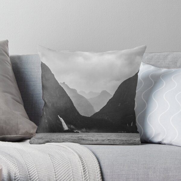 Valley View Throw Pillow