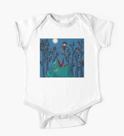 The Tightrope Walker Kids Clothes