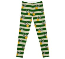 Harry Potter Quidditch Slytherin Snitch Design Leggings