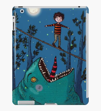 The Tightrope Walker iPad Case/Skin