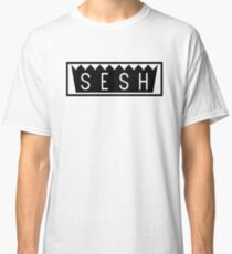 TEAM SESH BOX LOGO Classic T-Shirt