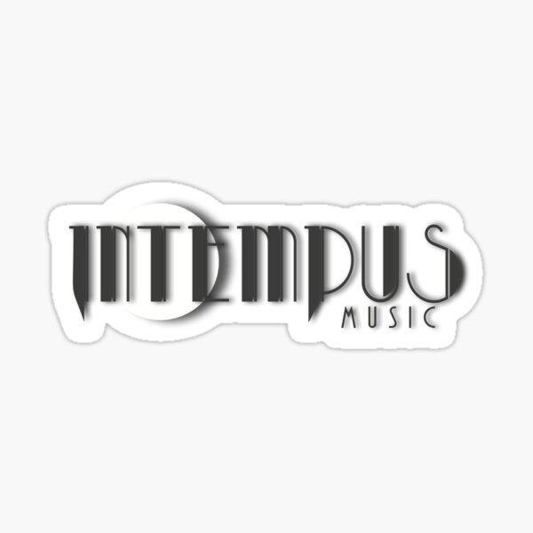 Intempus Logo Sticker