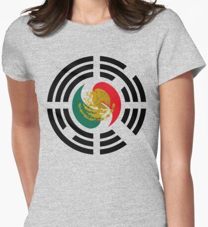 Korean Mexican Multinational Patriot Flag Series T-Shirt