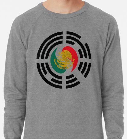 Korean Mexican Multinational Patriot Flag Series Lightweight Sweatshirt