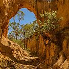 Golden Gully Arch by Werner Padarin