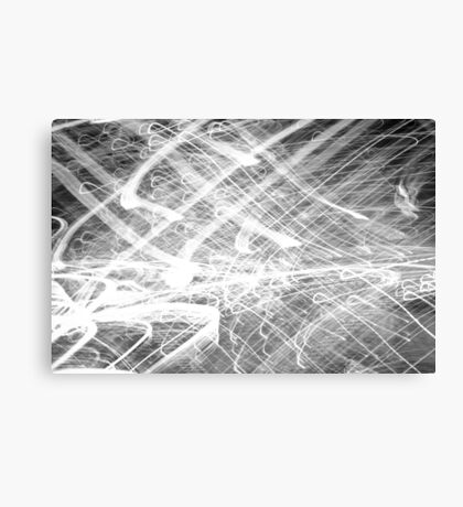 Amongst the Chaos Canvas Print