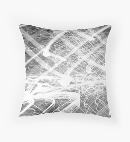 Amongst the Chaos Throw Pillow