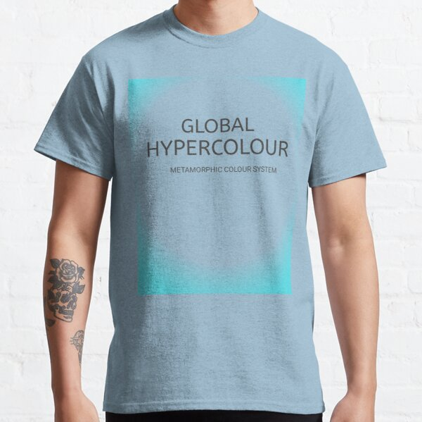 GLOBAL HYPERCOLOUR Classic T-Shirt