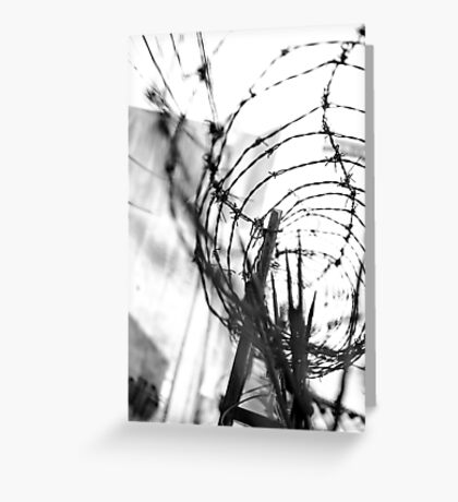 The Great Escape Greeting Card
