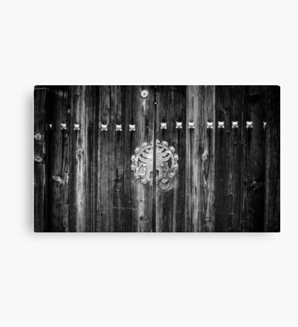 Opportunity's at The Gate Canvas Print
