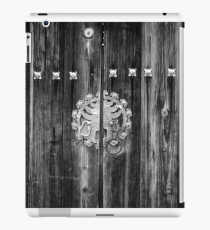 Opportunity's at The Gate iPad Case/Skin