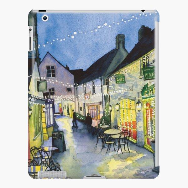Fairy Lights at Swan Yard, Cirencester, UK  iPad Snap Case