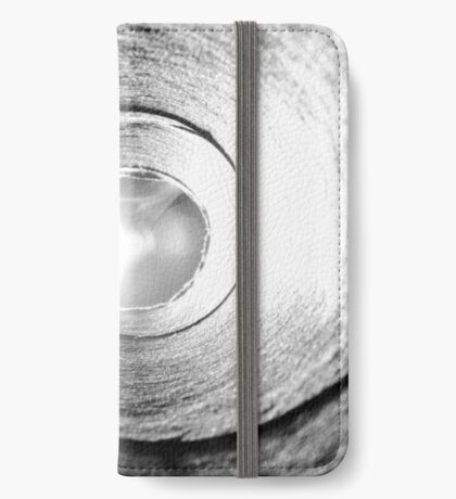 Hidden and Afraid iPhone Wallet
