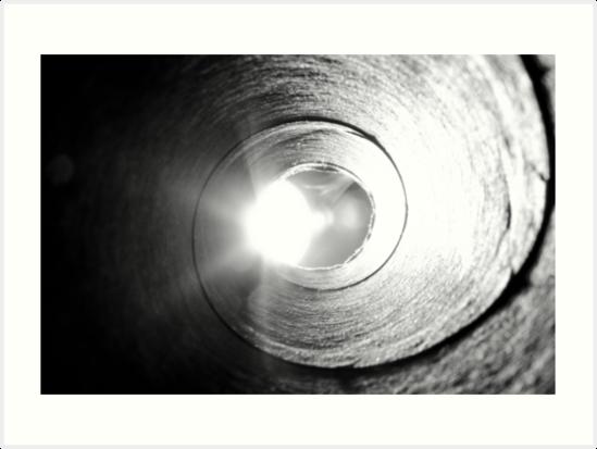 Hidden and Afraid by Robert McMahan