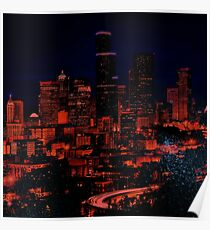 Get The Night Poster
