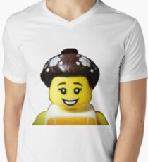 The Ballerina has come to Aaron's Lego T-Shirt