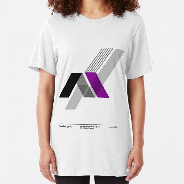 Paralellogram // Slim Fit T-Shirt