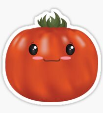 Shy Heirloom Tomato Sticker