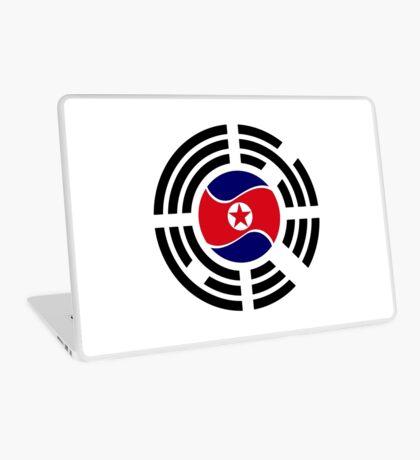 Korean Unity Flag  Laptop Skin