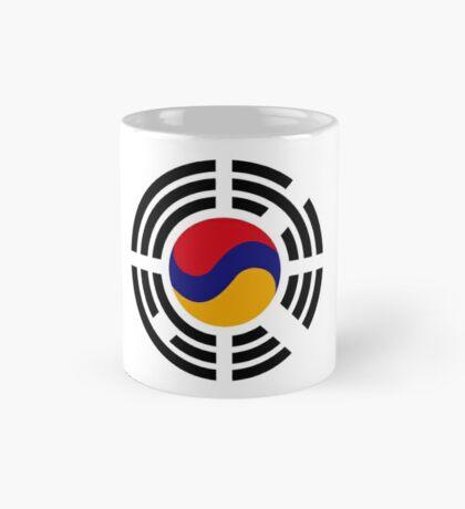 Korean Armenian Multinational Patriot Flag Series Mug