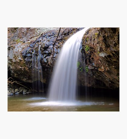 Lip Falls Photographic Print