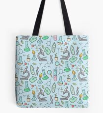 Biology and chemistry Tote Bag