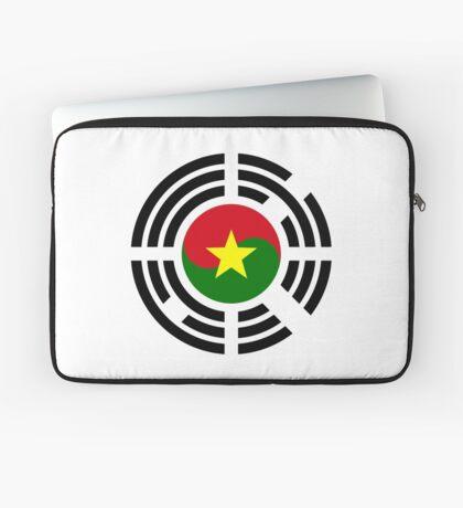 Korean Burkina Faso Multinational Patriot Flag Series Laptop Sleeve