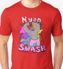 Nyan SMASH Unisex T-Shirt