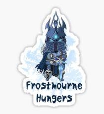 Frostmourne Hungers Sticker