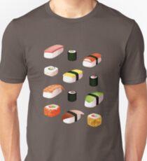 Camiseta unisex sushi