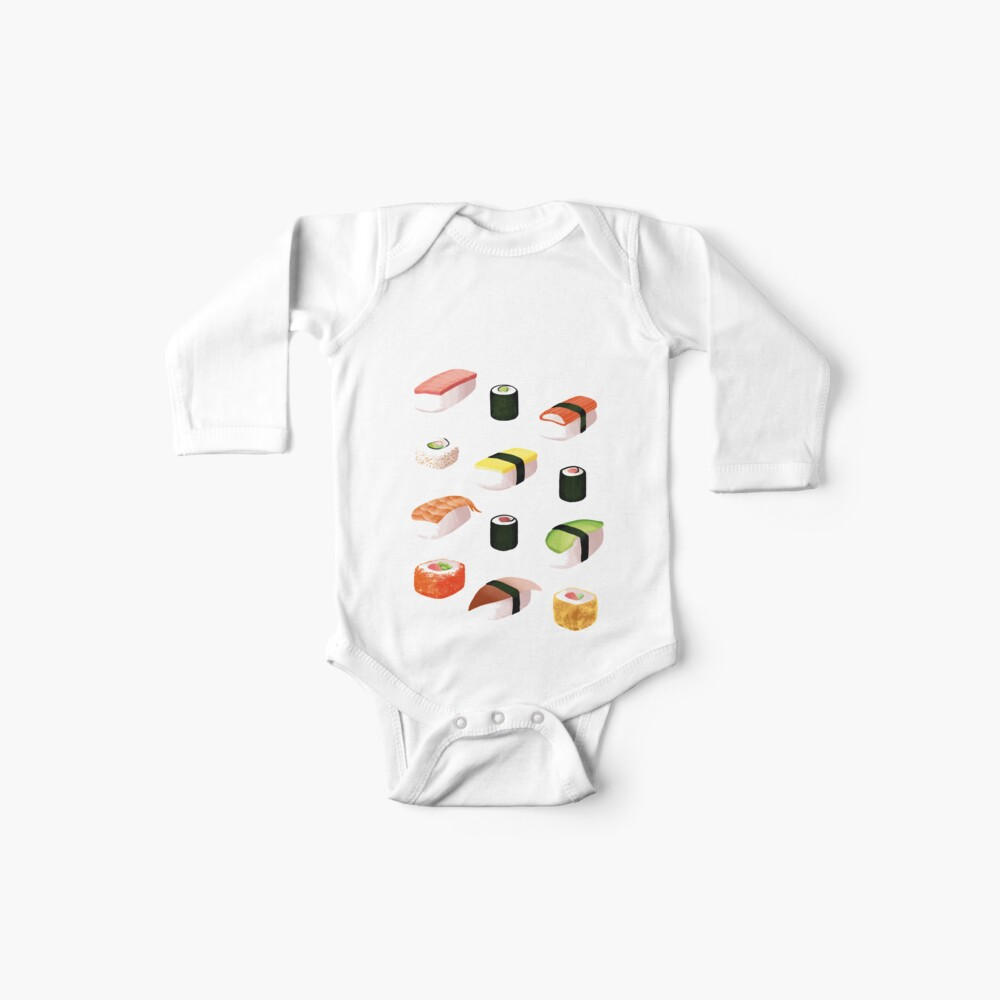 sushi Baby One-Piece