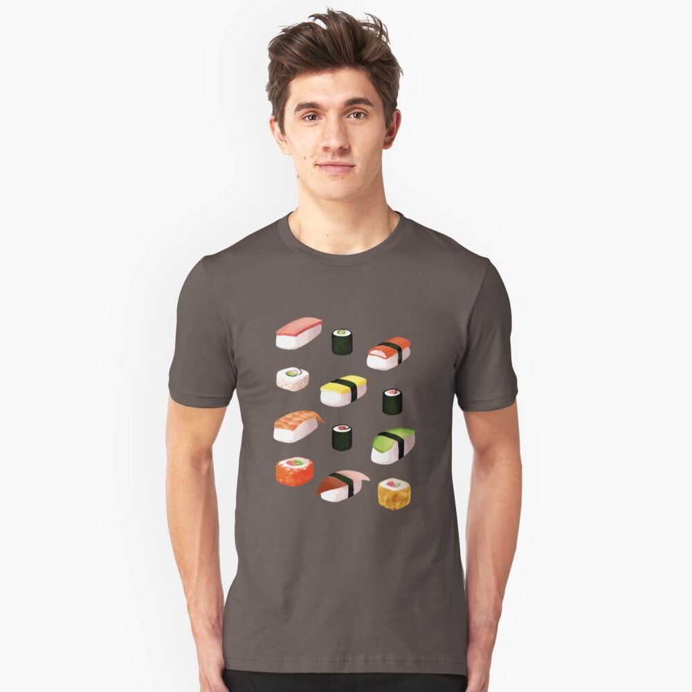 sushi Slim Fit T-Shirt