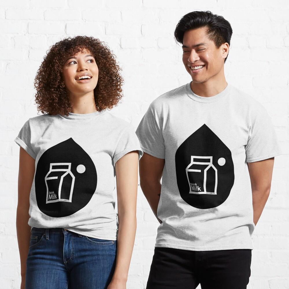 Milk - (Black) Classic T-Shirt