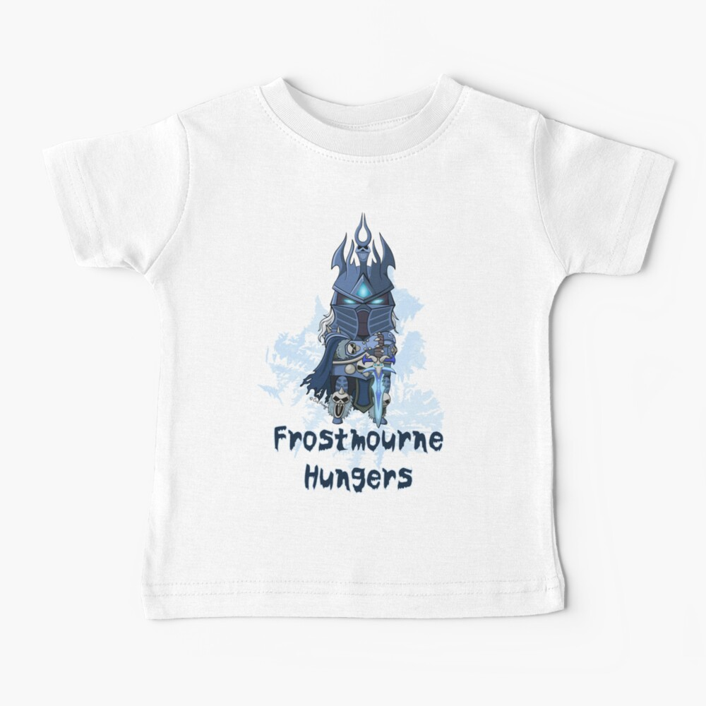 Frostmourne Hungers Baby T-Shirt