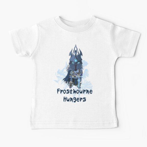 Arthas - Agonía de escarcha Camiseta para bebés