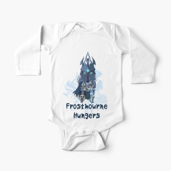 Arthas - Frostmourne Hungers Body manches longues