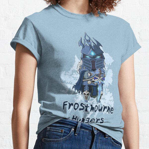 Arthas - Frostmourne Hungers Classic T-Shirt