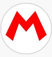 Mario M Stickers | Redbubble