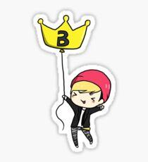 GD + Balloon Sticker