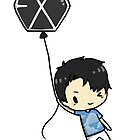 Kai + Balloon by cndhnh