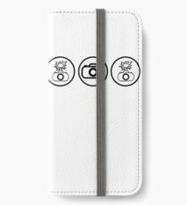 SLR Camera icons iPhone Wallet/Case/Skin