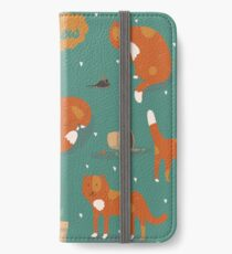 Ginger cats iPhone Wallet/Case/Skin