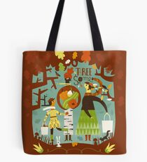 T(h)reesome Tote Bag