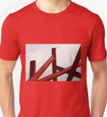 Red Metal Unisex T-Shirt