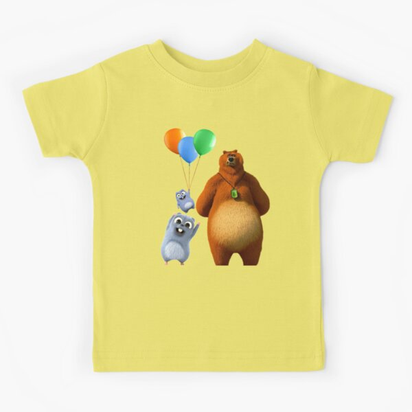 Grizzy und die Lemminge Kleinkind lustige Kinder Kinder T-Shirt