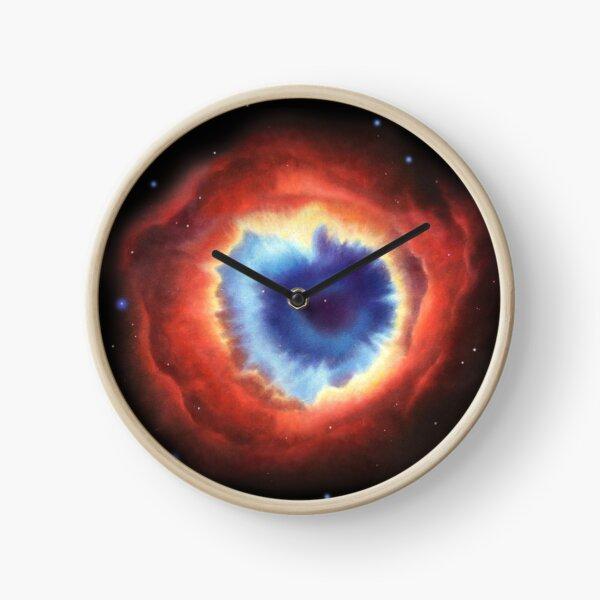 The Helix Nebula by P.R. Avalon Clock